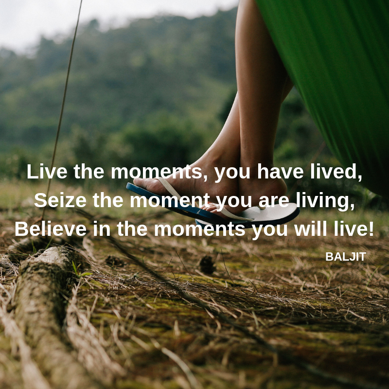 Live Your Moments