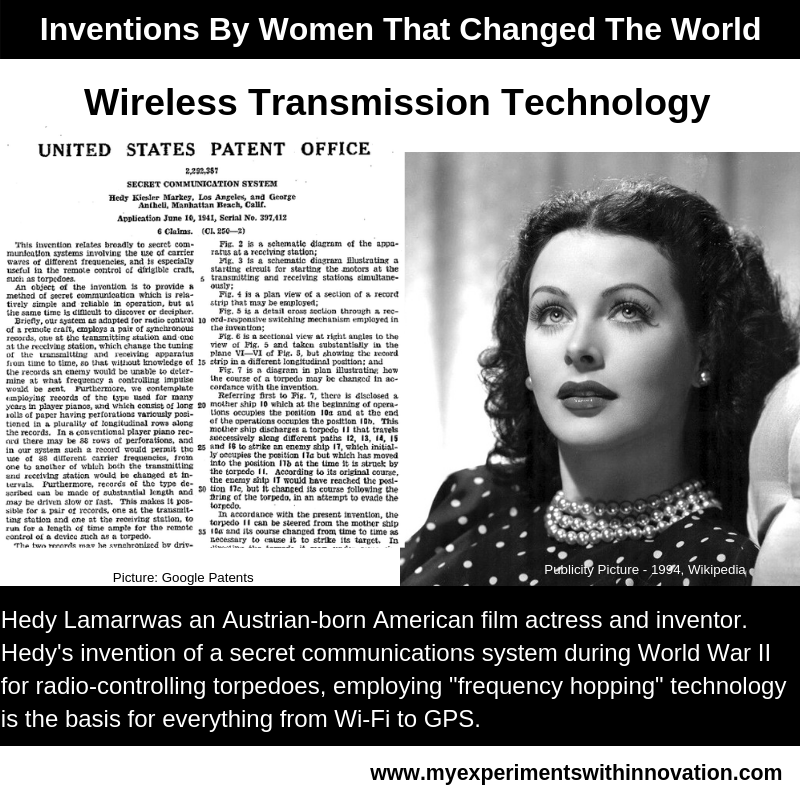 15 Inventions By Women That Changed The World