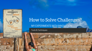 How to Solve Challenges?