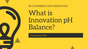 What is Innovation pH Balance?